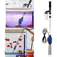 Venus Aqua Sunsun Electric Aquarium Gravel Cleaner Water Exchanger Fish Feces Sand Washer Fish Tank HXS-02