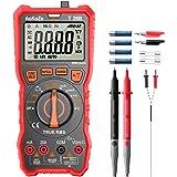 Multimetro Digitale Professionale,AoKoZo Autorange Multimetro Digitale Tester,6000 Conti,TRMS