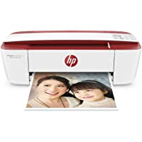 HP Deskjet 3764 Imprimante Multifonction Jet d'encre Couleur (8 ppm, 4800 x 1200 PPP, WiFi, Mobile, USB) Instant Ink…