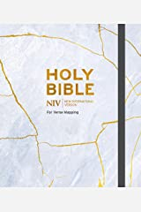 NIV Bible for Journalling and Verse-Mapping: Kintsugi Hardcover