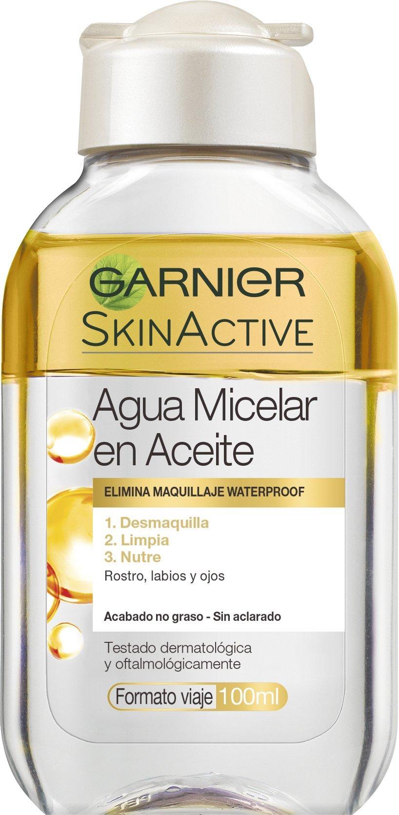 Garnier SkinActive Agua Micelar en Aceite – 100 ml