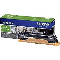 Brother TN-247BK, Cartouche de Toner Original, Imprime jusqu'à 2 300 pages, Noir