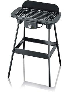 Barbecue Gril, Gril sur pieds Plaque de Gril (41x26cm