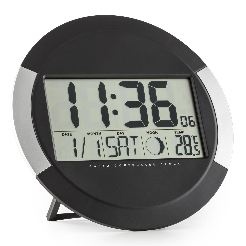 71yx9g2aGSL._SL1500_ Elegantes Uhr Mit Temperaturanzeige Dekorationen