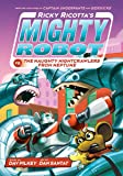 Ricky Ricotta's Mighty Robot vs. the Naughty Night Crawlers from Neptune (Book 8) (Library Edition)