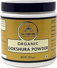 Naturevibe Botanicals Organic Gokshura (Tribulus) Powder-200 gm