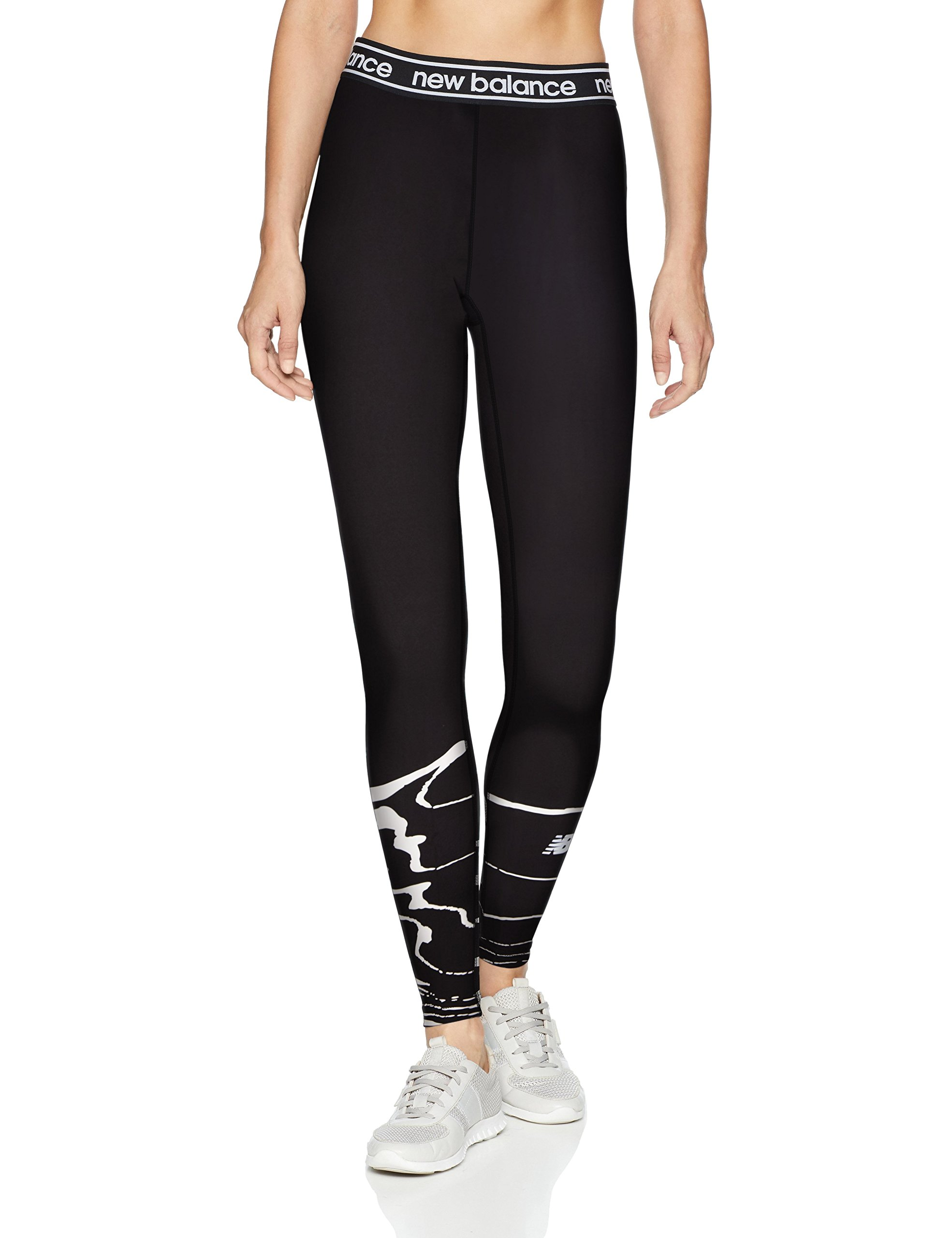 71yz0fYXewL - New Balance Women's Printed Accelerate Tight