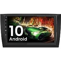AWESAFE Android 10 Radio für VW Golf 6, 2G+32G, 9 Zoll Touchscreen, mit Blende, Navigation Bluetooth MirrorLink RDS WiFi…