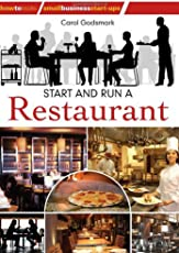 Start & Run A Restaurant 2nd Ed (How to Books: Small Business Start-Ups)