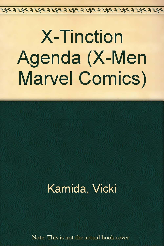 X-tinction Agenda (X-Men Marvel Comics): Amazon.es: Vicki ...