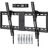 Amazon Brand - Eono Support TV Mural Inclinable, pour la Plupart des Téléviseurs de 37-70 Pouces à LED, LCD, OLED et à Plasma