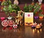 Collectible India Diwali Gifts Hampers for Family and Friends Corporate - Gift For Mom Dad Sister Brother employees...
