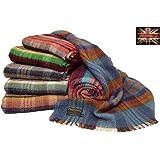 Tweedmill Tappeto coperta da picnic realizzato con lana inglese riciclata
