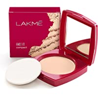 Lakme Face It Compact, Coral, 9 g