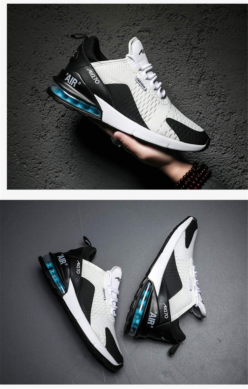 Scarpe Running Sneakers Uomo Donna Sport Scarpe da Ginnastica Fitness Respirabile Mesh Corsa Leggero Casual all'Aperto 5 spesavip