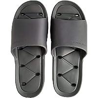 DRUNKEN Slipper for Men's Flip Flops House Slides Home Bathroom Clogs Sandals