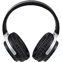 MEDION E62180 Kopfhörer (Overear, Bluetooth 5.0, kabellos, Freisprechfunktion, integrierter Akku, Mikrofon, USB, bis zu…