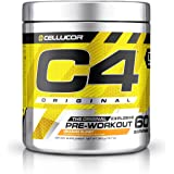 CELLUCOR C4 PRE-WORKOUT (FLAVOUR-ORANGE BURST) NET WT 360G
