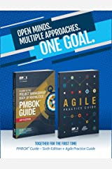 A Guide to the Project Management Body of Knowledge (PMBOK® Guide) Sixth Edition and Agile Practice Guide Bundle Paperback