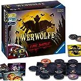 Ravensburger Werwölfe Epic Battle - Best-of der beliebten Werwölfe-Reihe, Gesellschaftsspiel, Partyspiel, Kartenspiel für Erw