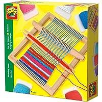 SES 00876 Métier à Tisser, Multicolore