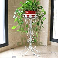 Dime Store Plant Stand Flower Pot Stand for Balcony Living Room Outdoor Indoor Plants Plant Holder Home Decor Item…