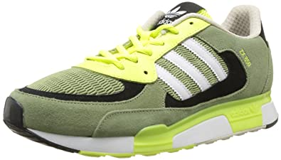 adidas Originals Mens ZX 850-7 Trainers D65237 ST Tent Green/Running White  FTW