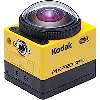 """Kodak PixPro SP360 fotocamera per sport d'azione Full HD MOS 17,52 MP 25,4/2,33 mm (1/2.33"""") Wi-Fi 103 g"""