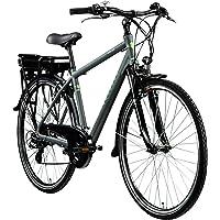 Zündapp E Bike 700c Trekkingrad Pedelec Z802 Elektrofahrrad 21 Gänge 28 Zoll Rad