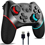 Wireless Switch Controller, CuleedTEK Switch Pro Controller Gampad Joypad for Nintendo Switch/Switch Lite, with Gyro and Grav