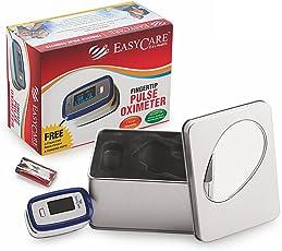 Easy Care EC-250 Fingertip Pulse Oximeter (Blue)