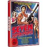 Seven - Ungekürzter Director`s Cut Limited Mediabook-Edition (DVD+Blu-ray plus Booklet/in HD neu abgetastet)