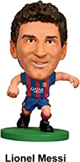 Soccer Starz Barcelona Lionel Messi, Blue/Green