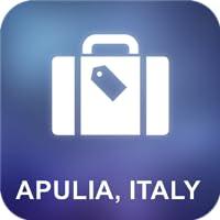Apulien, Italien Offline Map