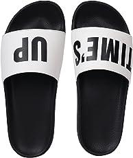 Do Bhai Stylish Timesup Rubber Flip Flops For Women