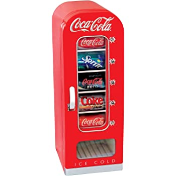 coca cola cfv18 getr nkeautomat k hlschrank im retro stil. Black Bedroom Furniture Sets. Home Design Ideas