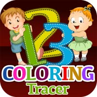 123 Coloring Tracer