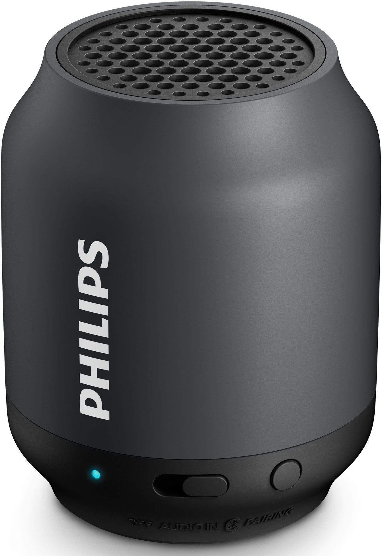 Philips Portable Wireless Bluetooth Speaker