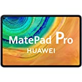 "HUAWEI MatePad Pro - Tablet de 10.8"" FullHD (WiFi, 6GB de RAM, 128GB de ROM, EMUI 10.0, Huawei Mobile Services), Color Gris"