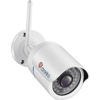 Ctronics Camera Wireless Setup - YouTube