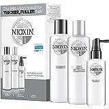 NIOXIN Trial Kit Sistemas 1/2/3/4/5 y 6 - Tratamientos para Mejorar la Densidad, Eliminar la Grasa y Aumentar el Brillo - (Ch