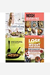 Danielle Walker gegen alle Getreidefeiern nosh glutenfrei Kochen Lernen, Weizen, Glutenfrei und milchfrei und Gewicht zu verlieren für Gute niedrige fodmap Ernährung für Anfänger 4 Bücher Sammelset Taschenbuch