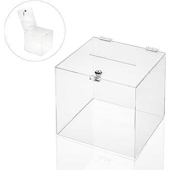 Hansen Losbox Einwurfbox Spendenbox Sammelbox