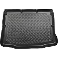 Nomad Auto Tailored Fit Durable Black Boot Liner Tray Mat Protector for Citroen C4 Grand Picasso 15-18