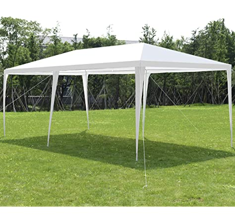 CASART Outdoor Gazebo Tent, 3x3M3x6M Garden Patio Party