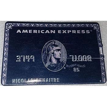 J&J PEN DRIVE CREDIT CARD CHIAVETTA USB CARTA DI CREDITO 8GB 16GB 32GB 64GB PENNA MEMORY USB2.0 (AMEX BLACK, 32GB)