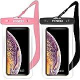 جراب FRiEQ مقاوم للماء عبوة من قطعتين لهاتف iPhone 11 / iPhone 11 Pro Max Xs Max XR XS X 8 7 6S Plus، Samsung Galaxy S10 S10e