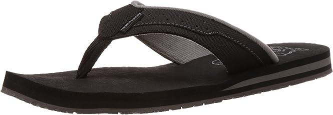 Hush Puppies Men's Vector 1-Ms Synthetic Flip Flops Thong Sandals