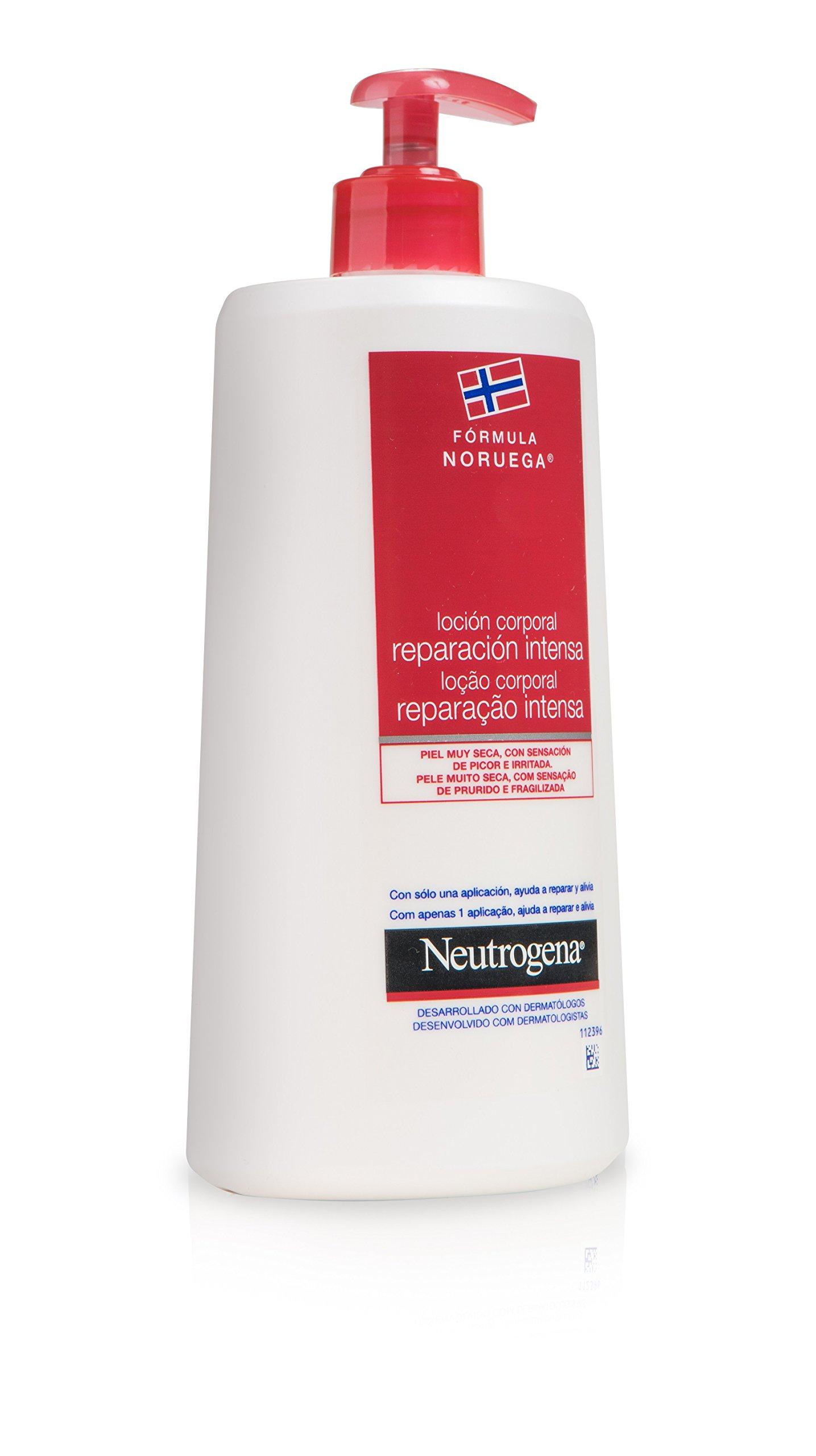 Neutrogena Loción Corporal Reparación Intensa (Piel Muy Seca)