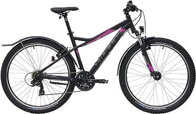 Bulls Nandi Street 27,5 Damen Mountainbike Damenfahrrad 2019 MTB 27,5' Zoll, Farbe:schwarz, Rahmenhöhe:37 cm